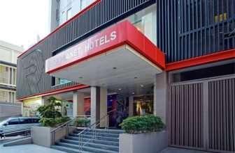 Red Planet Manila Amorsolo