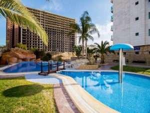 Apartments Magic Atrium Beach offers updated