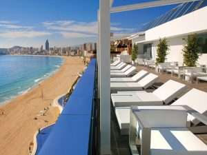 Villa del Mar hotel Benidorm. Offers and promotional codes updated.