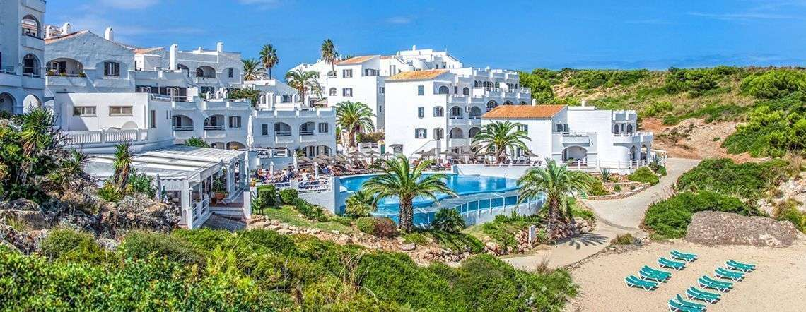 Hotel Apartment Beach Club Menorca
