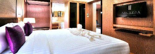 arcadia suites hotel bangkok