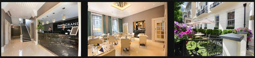 Park Grand London Lancaster Gate deals