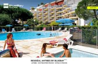 Residéal Antibes offers updated.