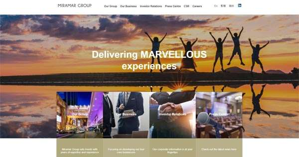 Miramar Hotels offers updated