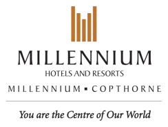 15% off the flexible rate + $15 food and beverage credit – Millennium Hotels, USA