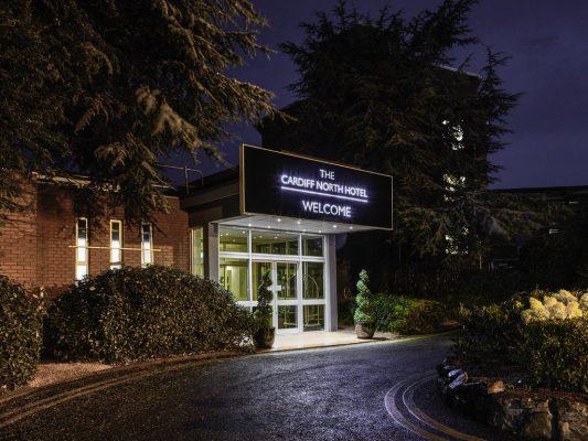 Mercure Cardiff North Hotel
