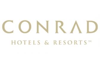 Enjoy a $100 daily credit at all participating Conrad Hotels & Resorts