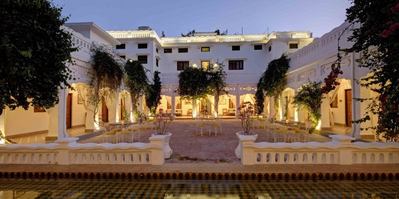 lebua Lucknow Saraca Estate