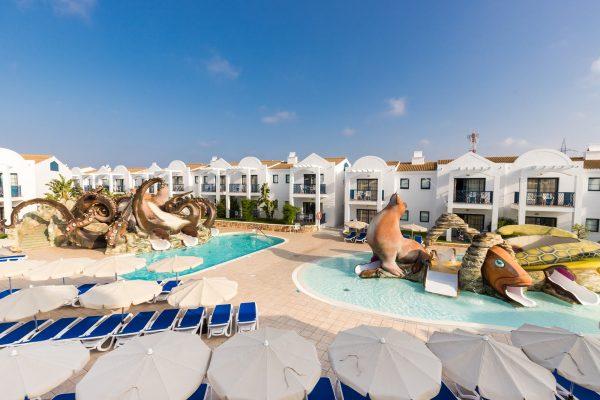 MarSenses Paradise Club Hotel & Spa in Cala d'en Bosch