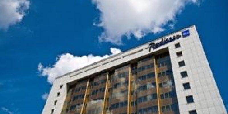 Radisson Blu Belorusskaya Hotel, Moscow