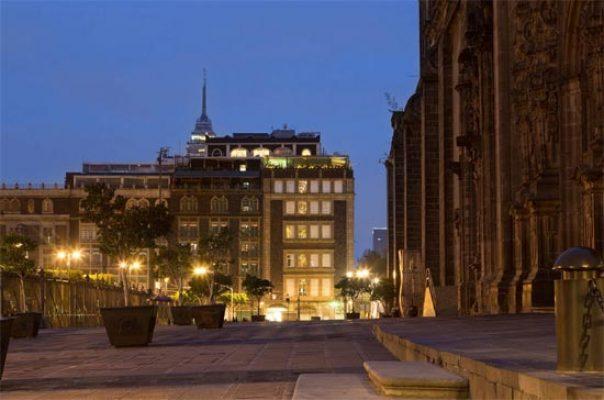 Zocalo Central Hotel