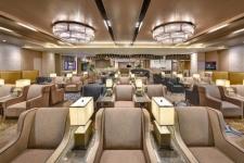 Singapore Plaza Premium Lounge (Terminal 1)