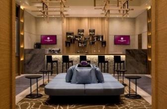 London Heathrow Airport Plaza Premium Lounge (Terminal 2A Departures)