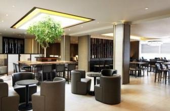 London Airport, Plaza Premium Lounge (Terminal 4 Departures)