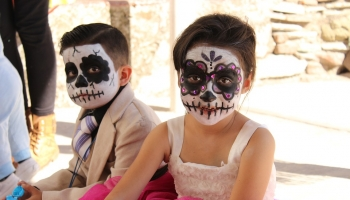 "Celebrate ""Mexican Halloween"" in Cancun"