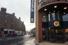 Point A Edinburgh Haymarket