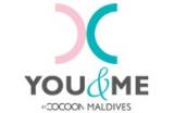 הצעה לירח דבש. You & Me מאת Cocoon Maldives.